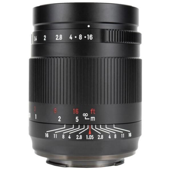 7Artisans 50mm F1.05 (Canon M)