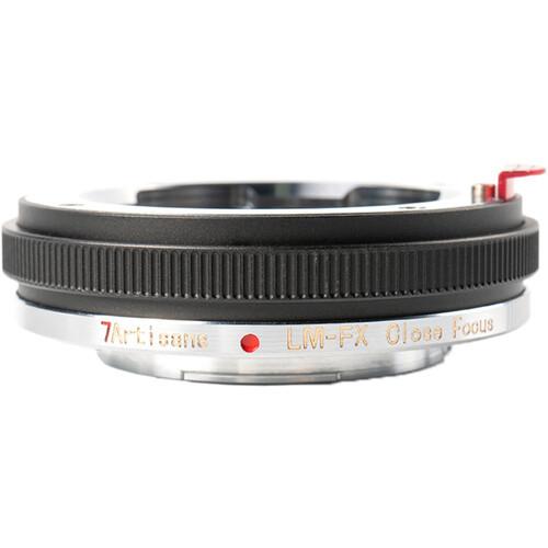 7artisans Macro Focus Adapter M to FX