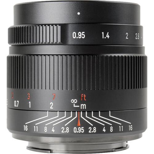 7Artisans 35mm f/0.95 Lens (Nikon Z)