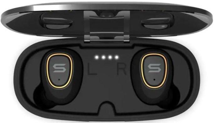 Soul AURA Wireless Headphones Black