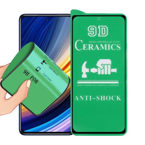 9D Full Screen Full Glue Ceramic Film for Xiaomi Poco X3 Pro
