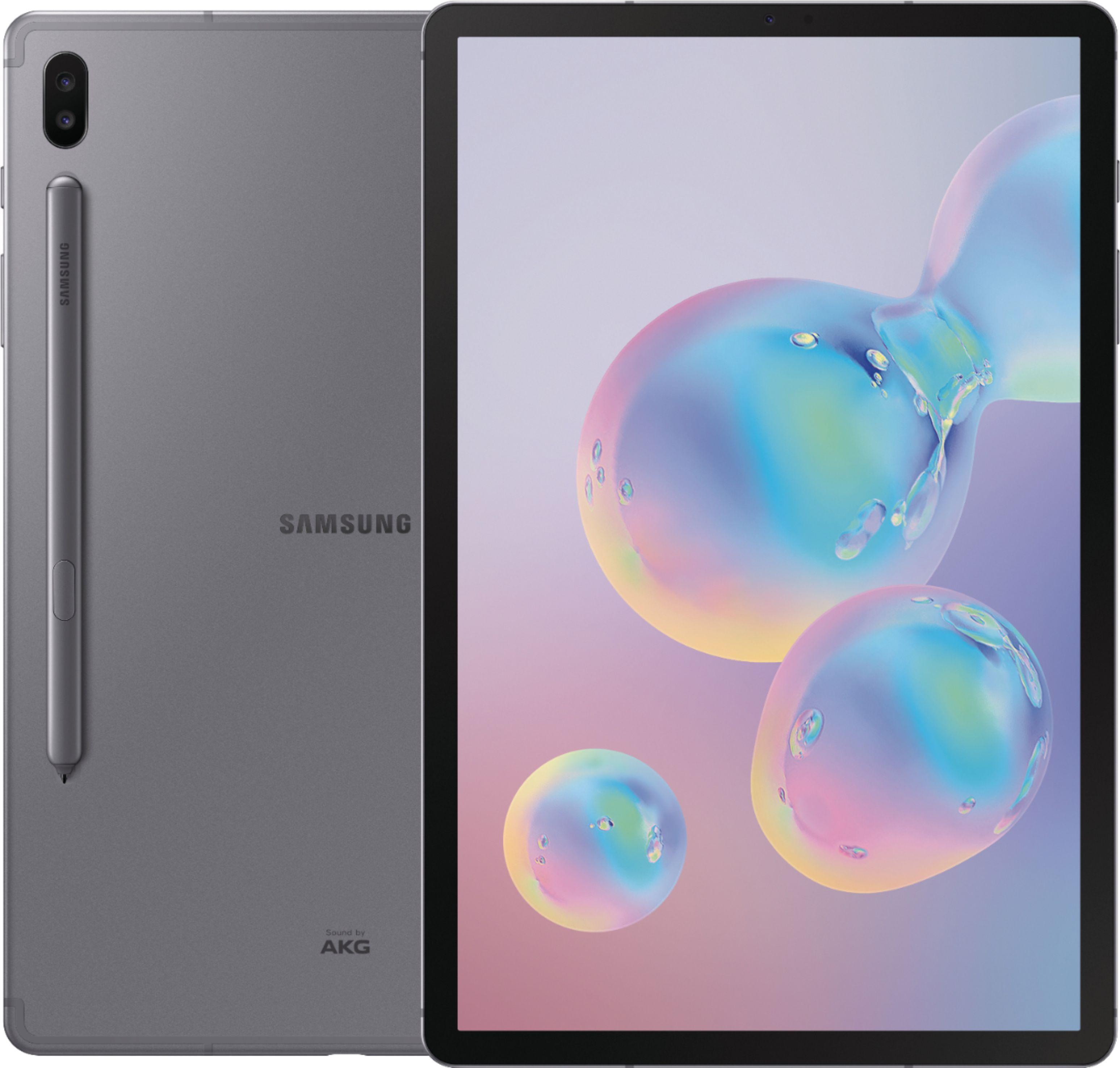 "Samsung Galaxy Tab S6 10.5""(2019) T865N LTE 256GB Gray"