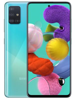 Samsung Galaxy A71 Dual A715FD 128GB Blue (8GB RAM)