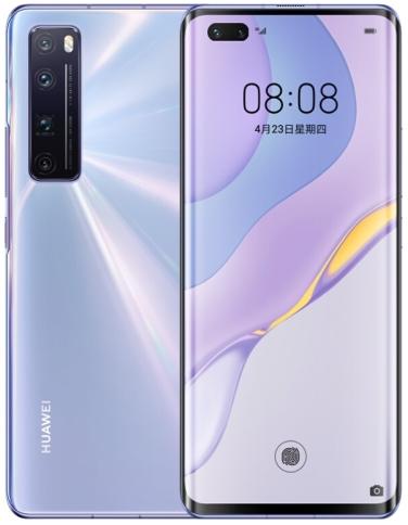 Huawei Nova 7 Pro 5G JEF-AN10 Dual Sim 128GB Silver (8GB RAM)