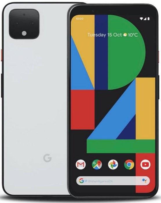 Google Pixel 4 G020M 128GB White (6GB RAM)