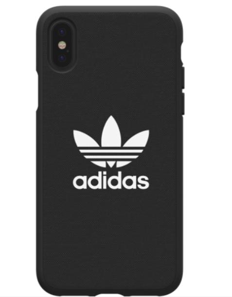 sito affidabile d7738 e5836 Etoren.com  Adidas iPhone X Moulded Back Phone Case Black - €29 ...