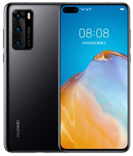 Huawei P40 ANA-AN00 Dual Sim 256GB Black (8GB RAM)