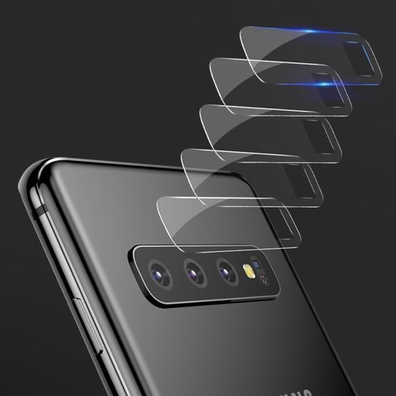 2PCS Benks KR Series 0.15mm Transparent Soft Rear Camera Lens Protective Film for Galaxy S10 Plus
