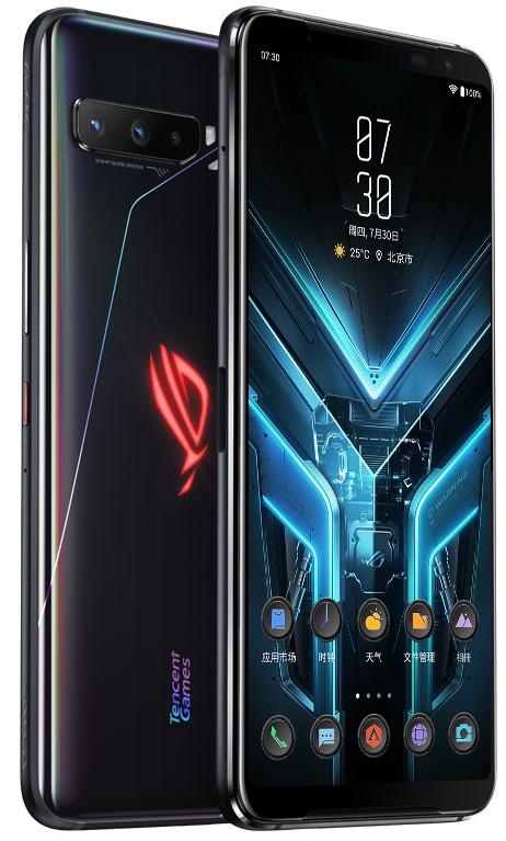 ASUS ROG 3 5G ZS661KS Dual 128GB Black (12GB RAM) - Elite Edition