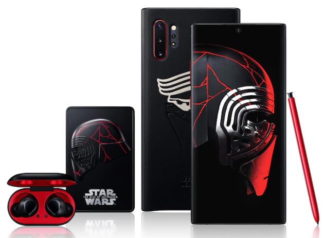 Samsung Galaxy Note 10 Plus Dual Sim N9750 256GB Star Wars (12GB RAM)