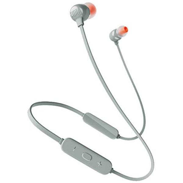 JBL Tune 115BT Wireless Headphones (Grey)