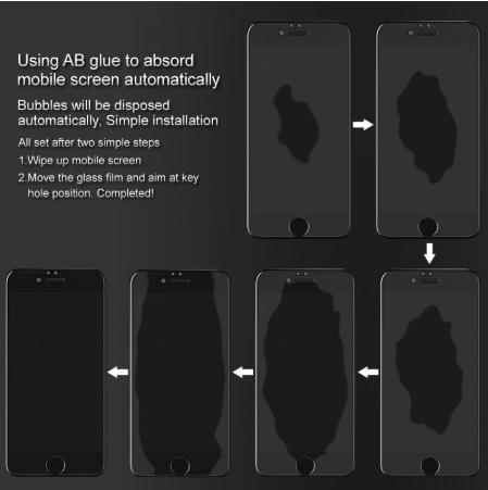 For iPhone 11 IMAK 9H Anti-glare Tempered Glass Film