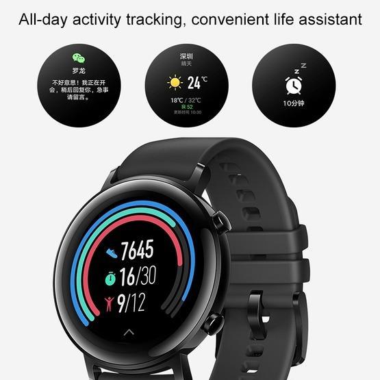 Huawei Watch GT 2 42mm Black - Sport Version
