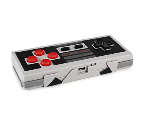 8Bitdo NES30 Wireless Bluetooth Controller Dual Classic Joystick
